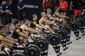 CrossFit Concept2