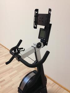 Concept 2 BikeErg tablet holder